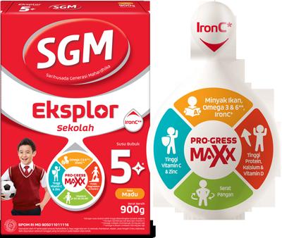 SGM Eksplor 5PLUS
