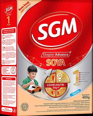 SGM Eksplor Advance+ Soya