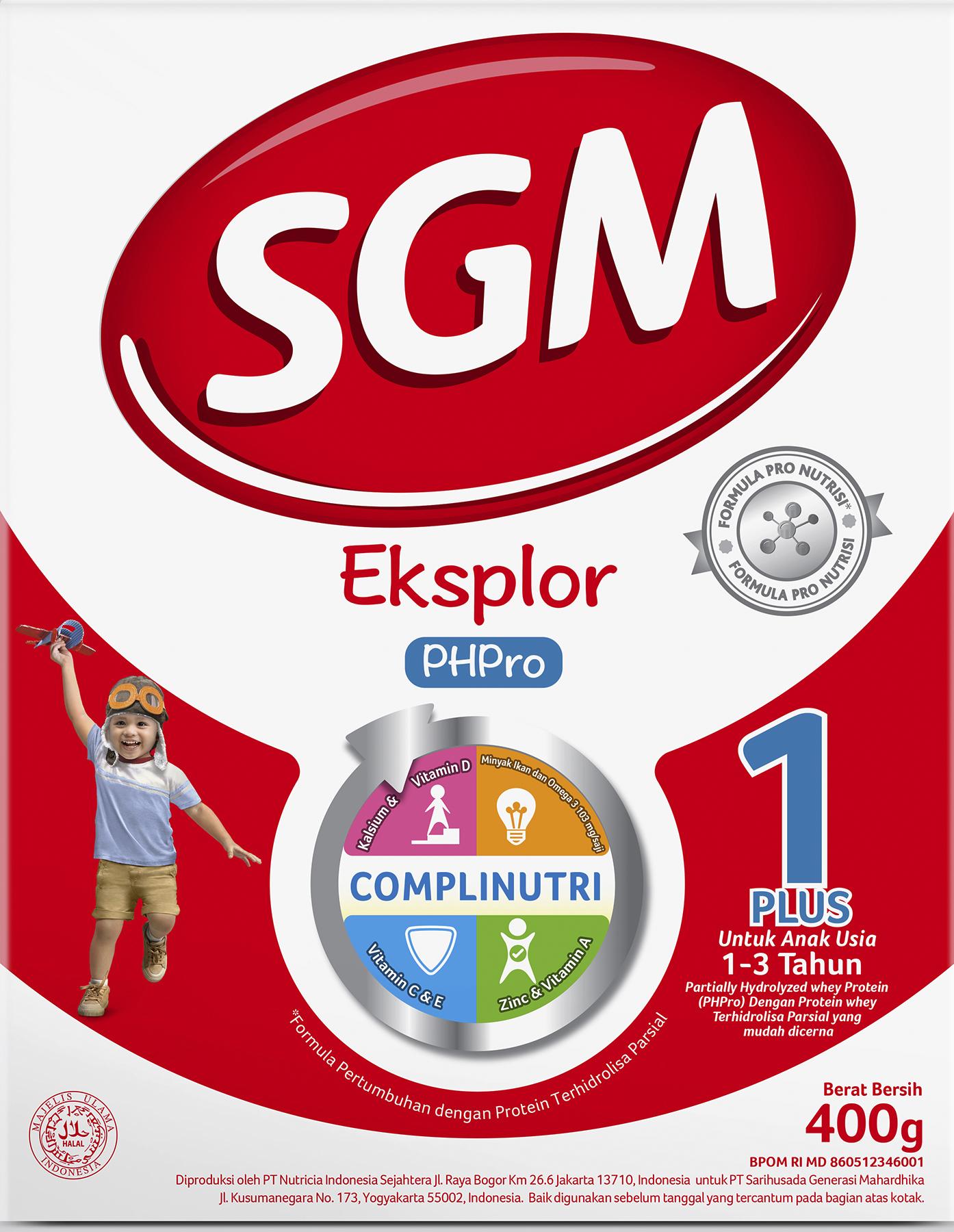 SGM Eksplor PHPro