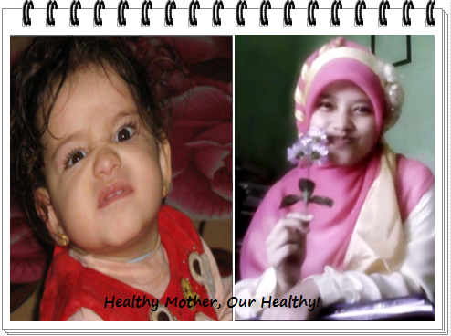 Healthy Mother, Our Healthy!