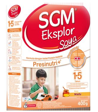 SGM Eksplor Soya
