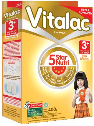 Vitalac 3+