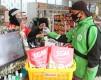 SGM Eksplor and Alfamart Help 20,000 Online Taxibike Drivers Meet Family Nutrition Needs