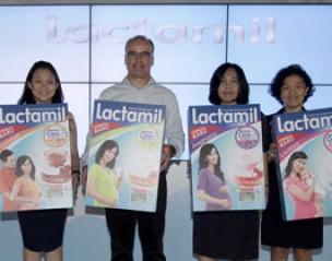 <strong>Peluncuran Lactamil Baru</strong>